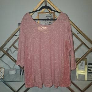 Maurices plus size 3 top